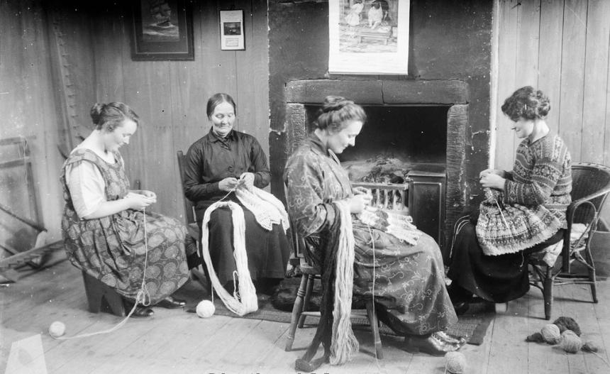 shetlandknitters