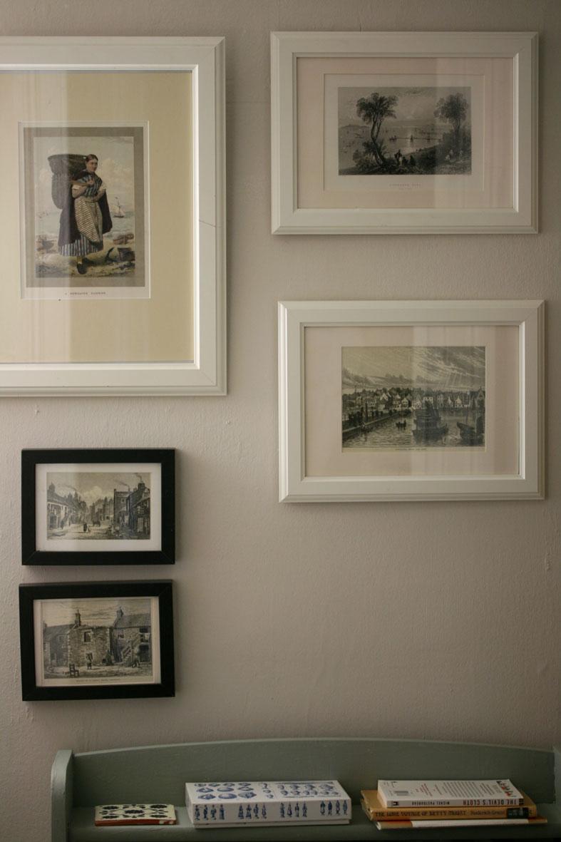 Skimming Stone Kitchen Walls