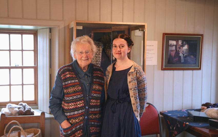 Shetland Wool Week in pictures, part 2 – Kate Davies Designs