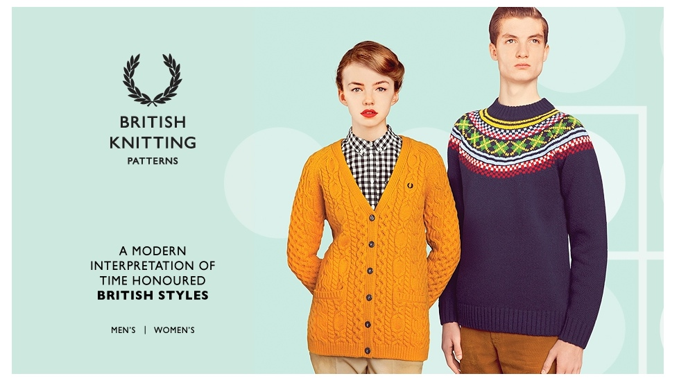 Fred Perry Knitting Patterns – Kate Davies Designs