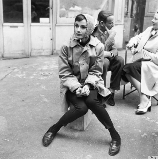 Audrey In Paris