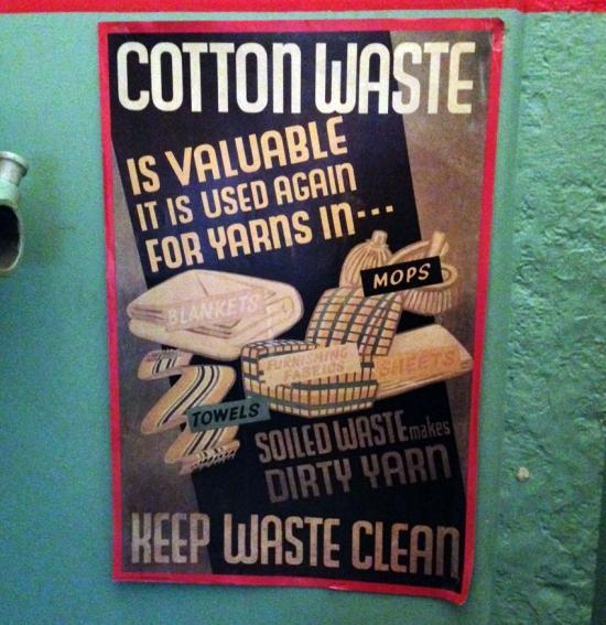 cottonwaste