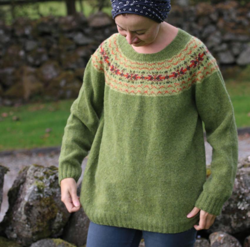 yoke collection – Kate Davies Designs