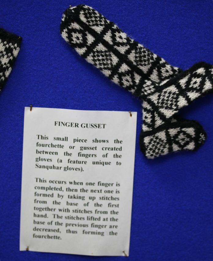 fingergusset
