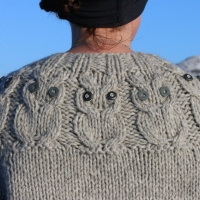 """owls (from """"Handywoman"""")"""