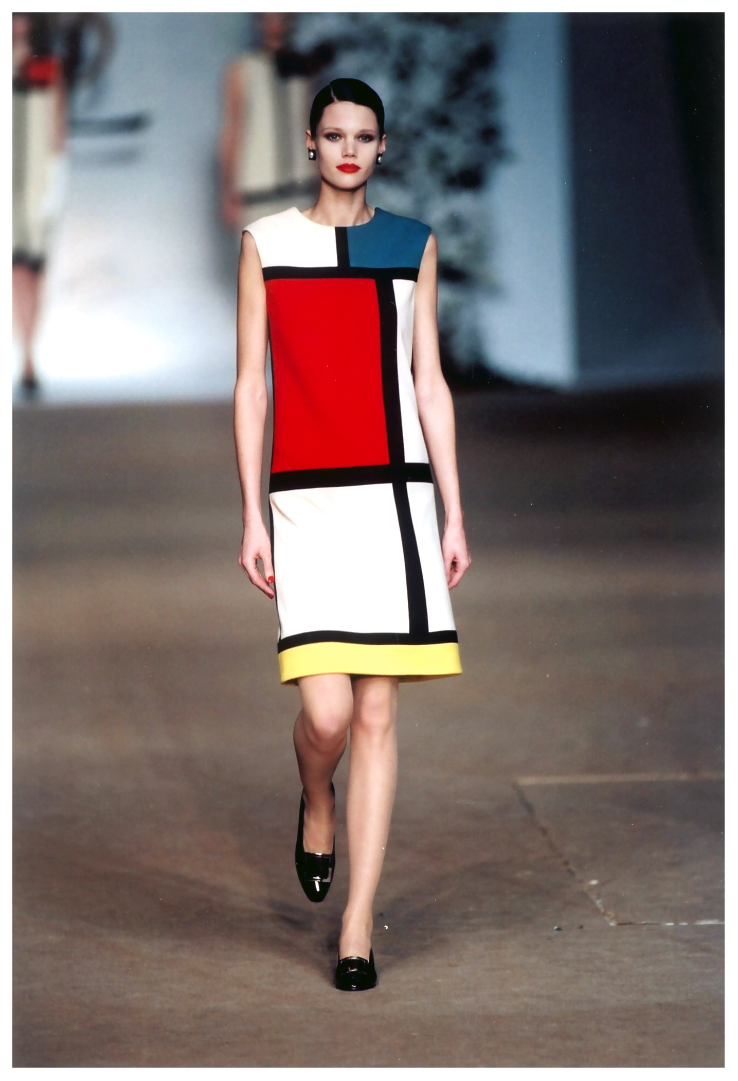 Sonia Delaunay: the dress of the future – Kate Davies Designs