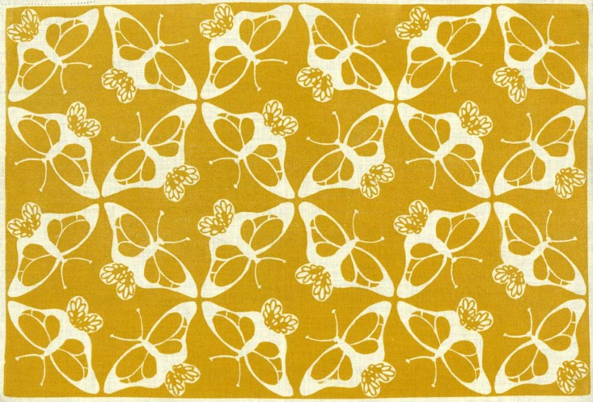 "Folly Cove Designers Elizabeth Iarrabino ""Butterflies"" n.d."