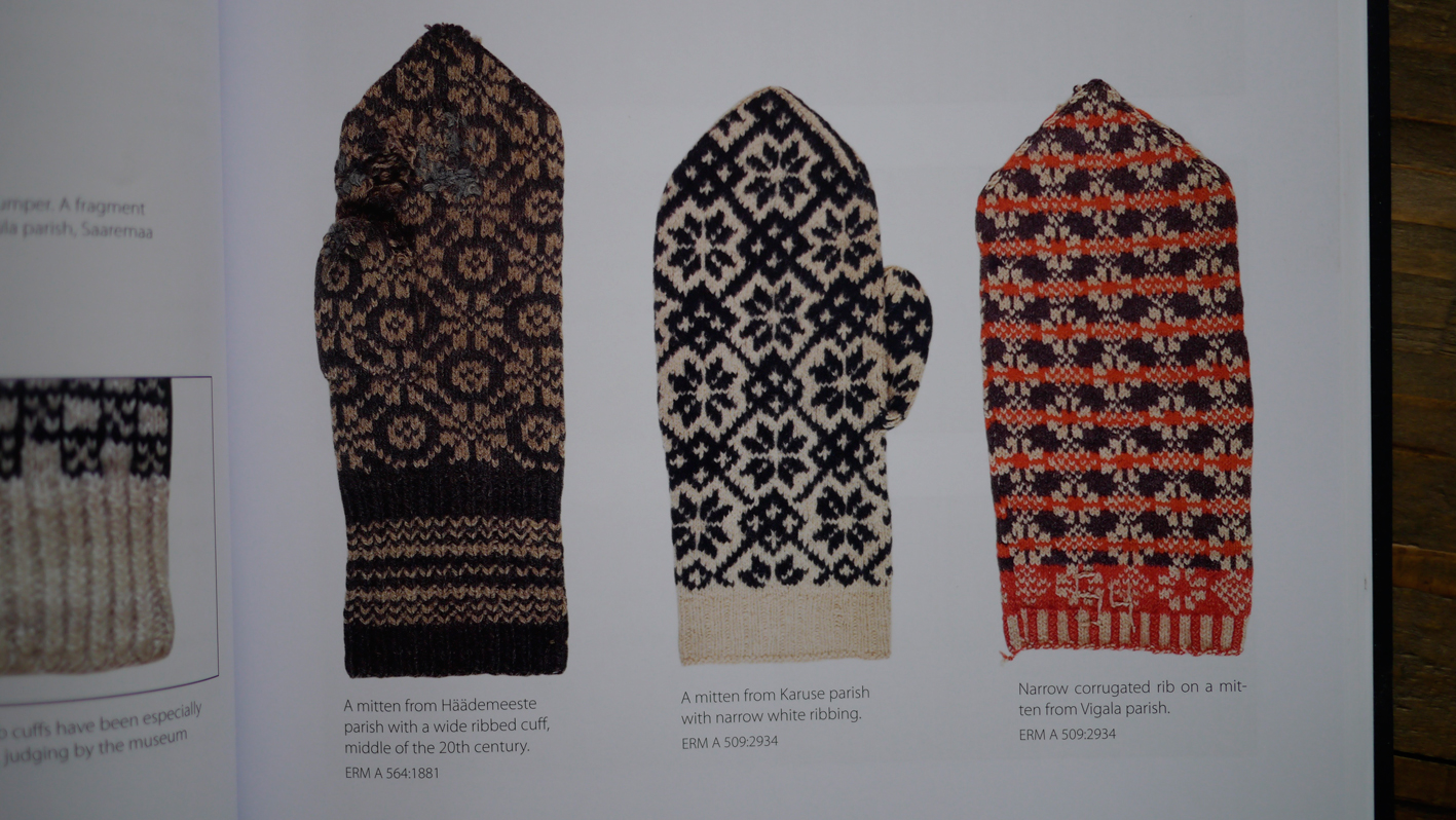 Knitting History And Culture : Estonian knitting i traditions and techniques kate