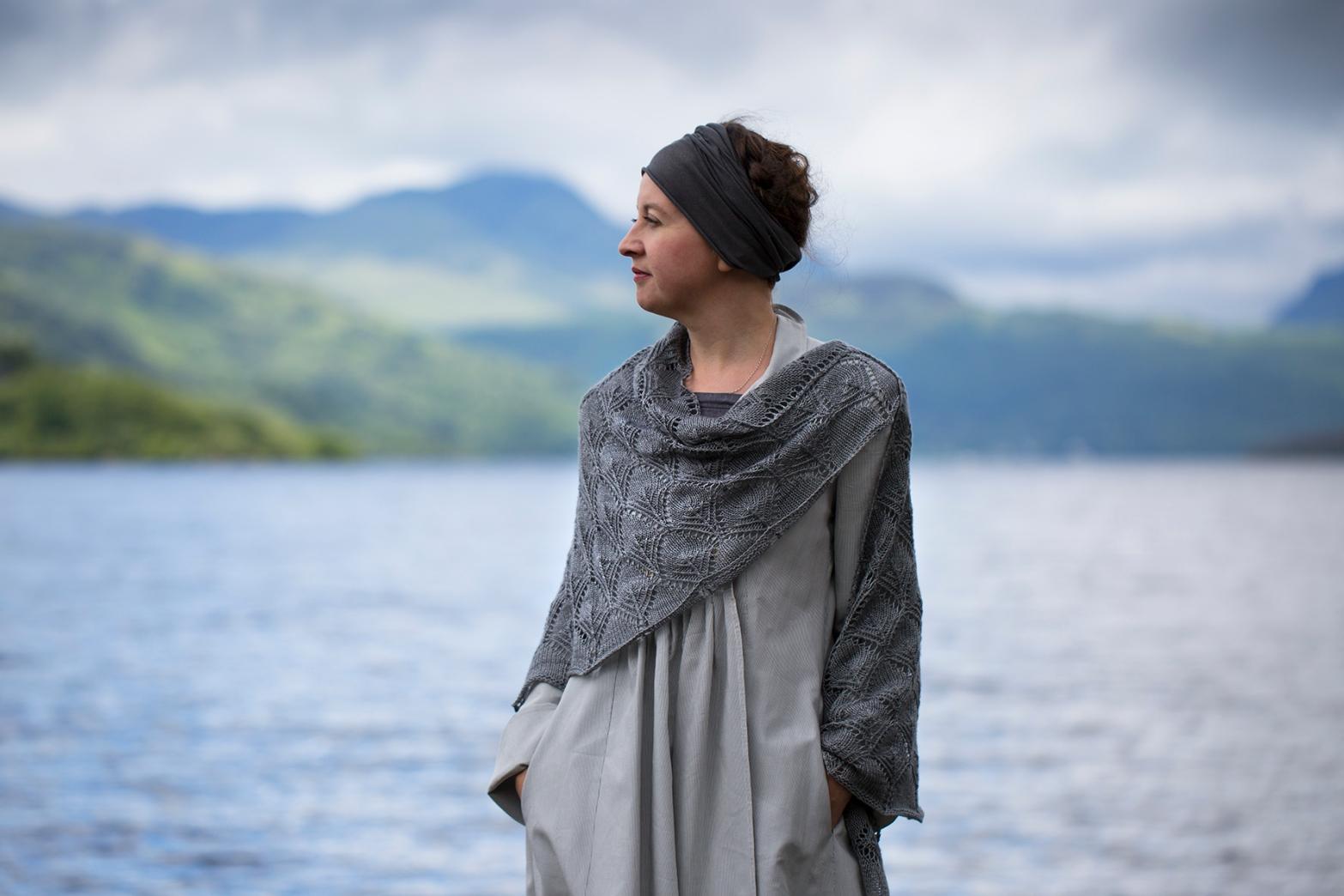 summer shawls – Kate Davies Designs