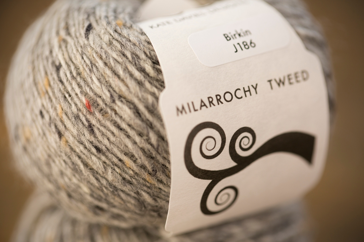 Making Milarrochy Tweed: part 2