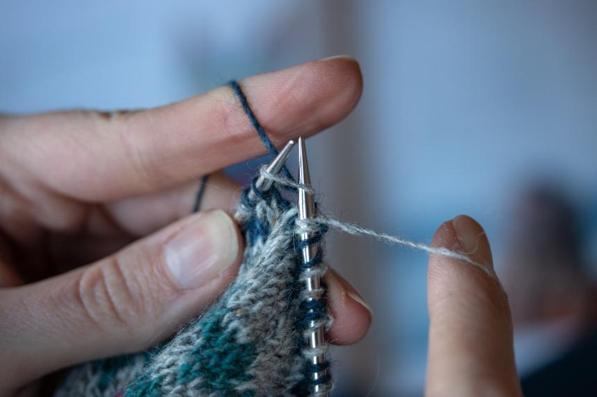 Colourwork Knitting Hat Breiwick 1 2019