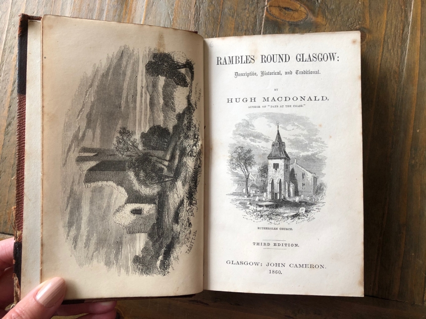MacDonald's rambles around Glasgow